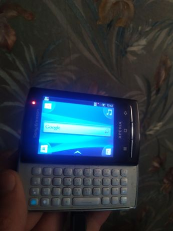 Sony Ericsson U20i На запчасти
