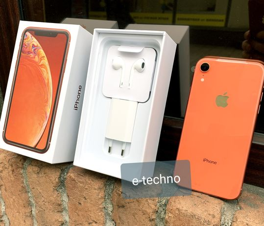 Apple iPhone XR 64/128gb , iPhone xr 64гб Coral/Red/Black/White Новый