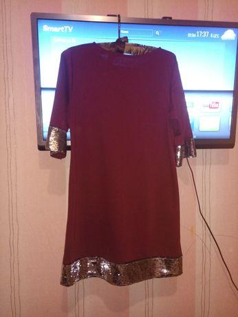 Платье 46-48 разме