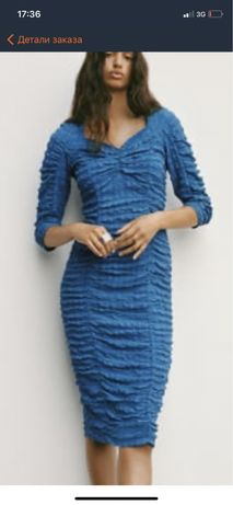 Платье ZARA рр М