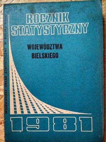 Rocznik Statystyczny Województwa Bielskiego 1981