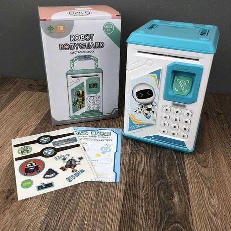 Электронный сейф копилка для детей