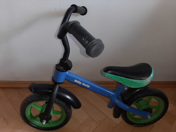 Rower Rowerek Biegowy Milly Mally dla Twojej Pociechy
