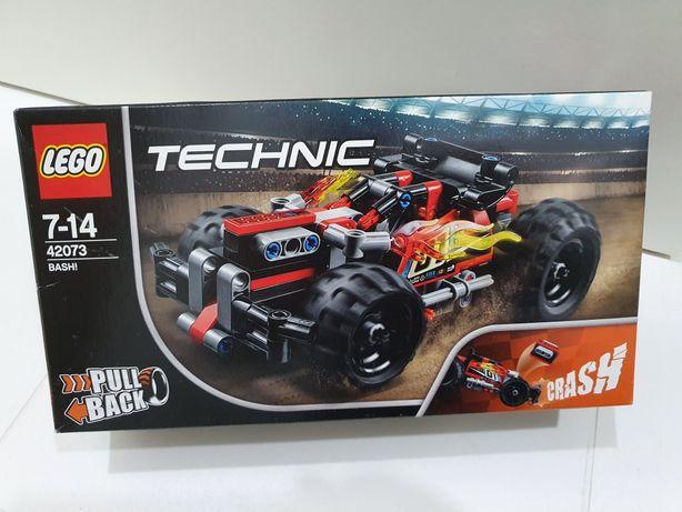 NOVO Lego Technic 42073 BASH