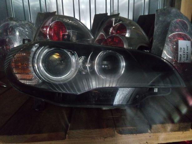 BMW X6 lampa prawa przednia