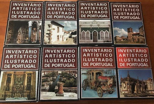 Inventário Artístico Ilustrado de Portugal 1991