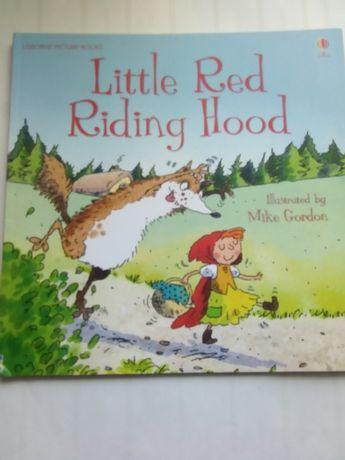 Красная шапочка на английском Little Red Riding Hood Usborne