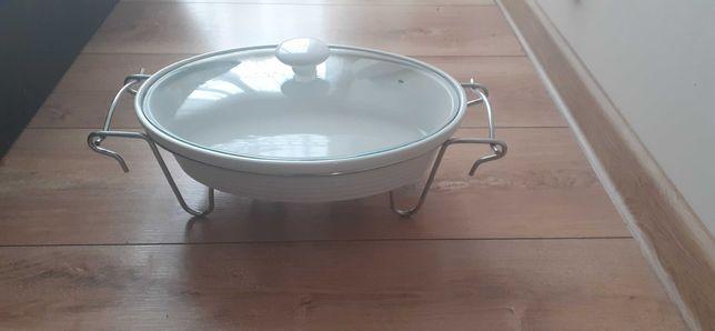 Ceramiczna miska na podgrzewacze