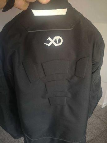 Blusão Moto XD + Capacete LS2