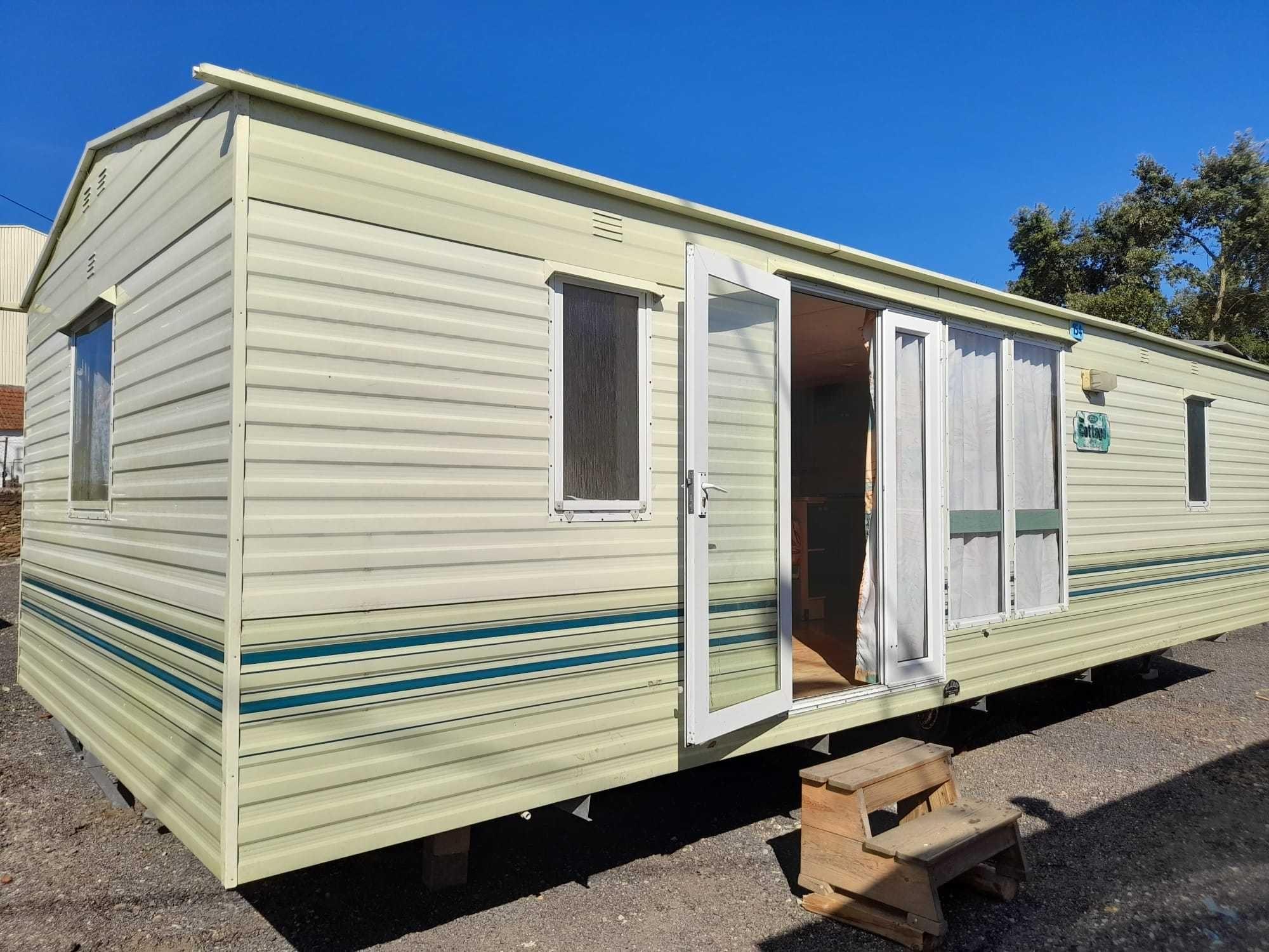 Casa Móvel / Mobile Home Nº 1031 WILLERBY COTTAGE 860 T2 8,6x4m