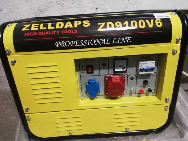 Agregat pradotworczy ZELLDAPS ZD9100V6