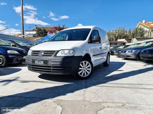 VW Caddy SDI