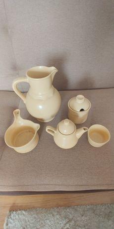 Zestaw ceramiczny