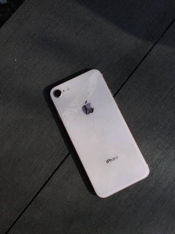 ДЕШЕВЫЙ Iphone 8 64gb gold NEVERLOCK подарок, выгодно, ГАРАНТИЯ,айфон