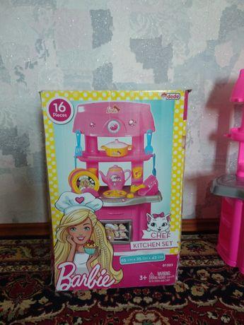Кухня Barbie