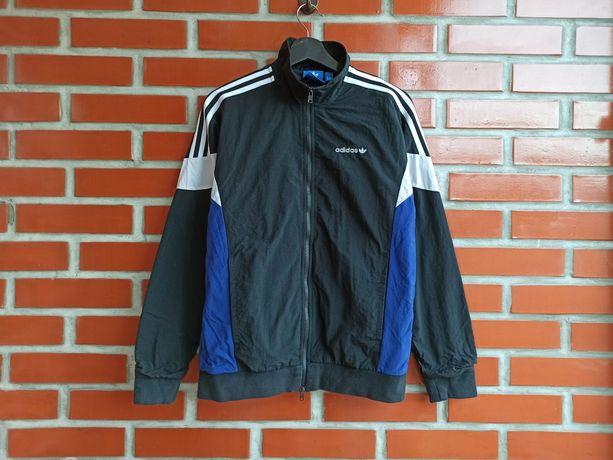 Adidas Originals мужская олимпийка ветровка размер S Адидас Б У