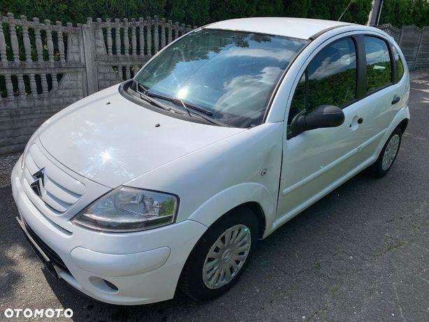 Citroën C3 2009r. 1.4 benzyna klimatyzacja