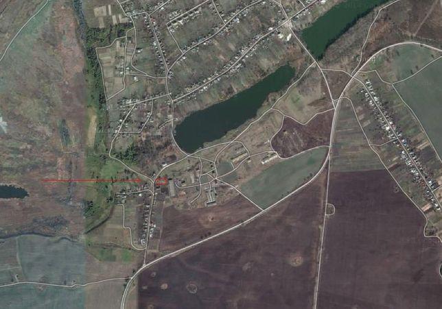 Земельный участок под строительство с.Токари 24сот ровный