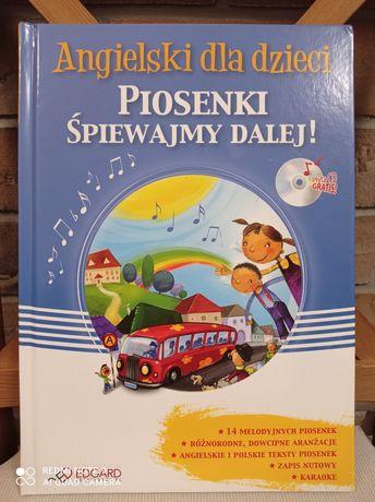 Angielski dla dzieci, piosenki