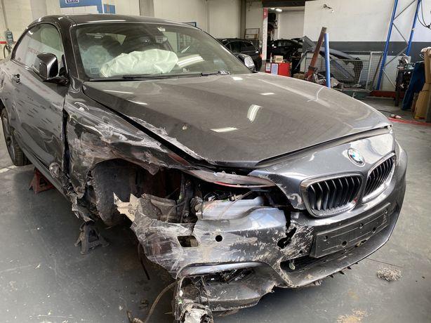 BMW 220d serie 2 coupé- Pack M - Nacional