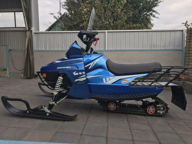 Снегоход  SNOWMAX 200cc