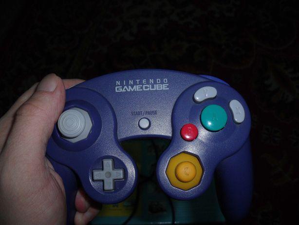 Oryginalny pad do konsoli Nintendo Gamecube