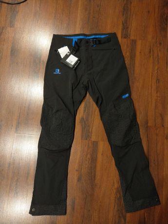 Spodnie salomon s lab x alp techniczne męskie rozmiar 48