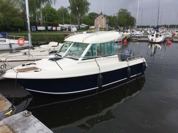 Merry Fisher 625 LEGENDE Jeanneau łódź motorowa jacht motorowy