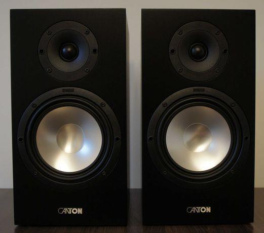 Kolumny stereo CANTON GLE 436 piękne, moc 90 W, stan IDEALNY