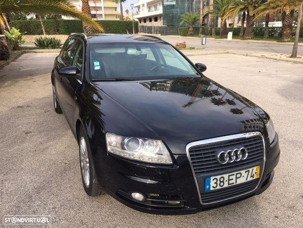 Audi A6 Avant 2.7