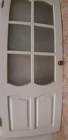 Дверь межкомнатная, деревянная .БЕЗ ЛУТКИ.