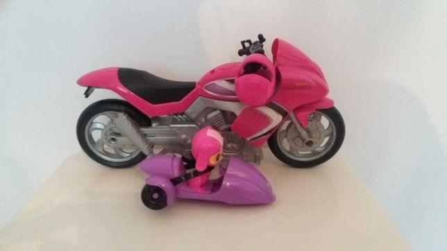 Motocykl Barbie Tajne Agentki