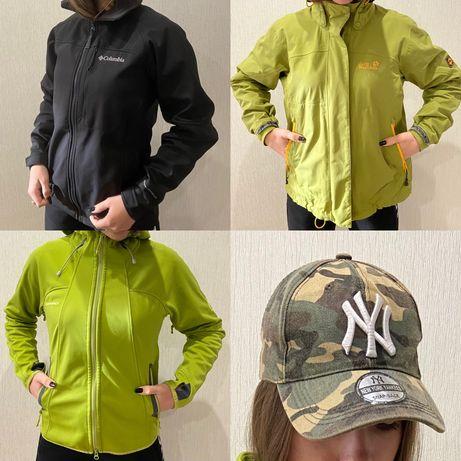 Куртки Mammunt, Columbia, Jack Wolfskin ВСЁ ОРИГИНАЛ! Кепка New York