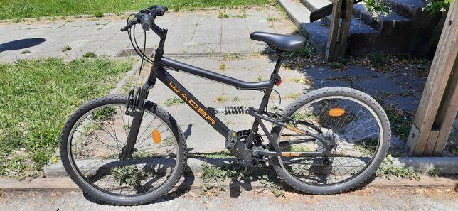 Bicicleta pouco uso 18 velocidades