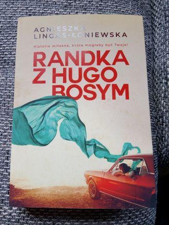 """Książka """"Randka z Hugo Bosym"""" Agnieszki Lingas-Łoniewskiej"""