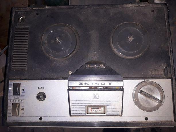Zk140t, Śnieżnik, jubilat, taraban, stare radia