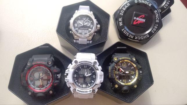Часы G-Shock, новые, стильные мужские часы, спортивные часы