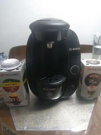 Ekspres do kawy Bosch Tassimo plus kawa