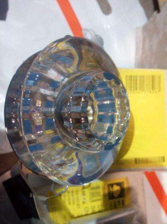 Светильник точечный ROGU DIABOLO 040-0660/1-016 хром- 3 штуки Испания