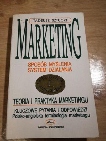 Marketing. Tadeusz Sztucki 1992