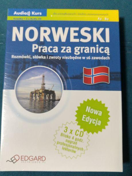 Norweski Praca za granicą z CD EDGARD poziom A2-B2