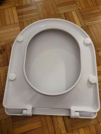 Deska toaletowa sedesowa AmazonBasics trwała mocna