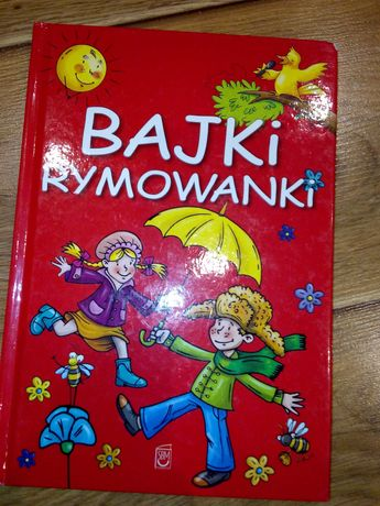 Książka Bajki Rymowanki