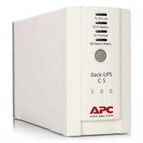 Источник бесперебойного питания (ИБП) APC Back-UPS CS 500VA