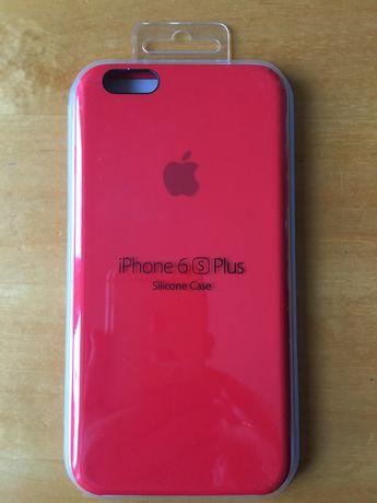 Etui Apple Iphone 6S Plus oryginalne silikonowe