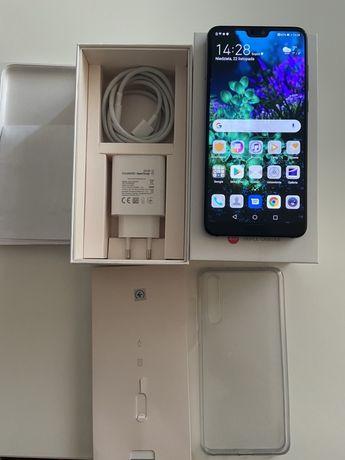 Huawei P20 Pro 6/128GB dual sim, na gwarancji, komplet idealny stan
