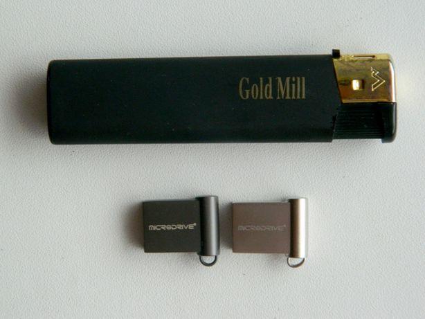 Мини USB-накопитель (флешка) MicroDrive (32 ГБ, USB) за 400