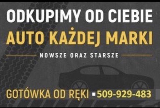 SKUP AUT OD 500-50.000 zł Każde Auto ! Skup samochodów złomowanie aut