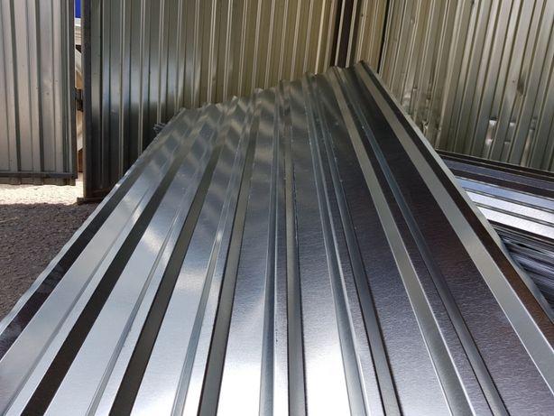 Blacha trapezowa ocynkowana garaż dach wiata- cena promocyjna