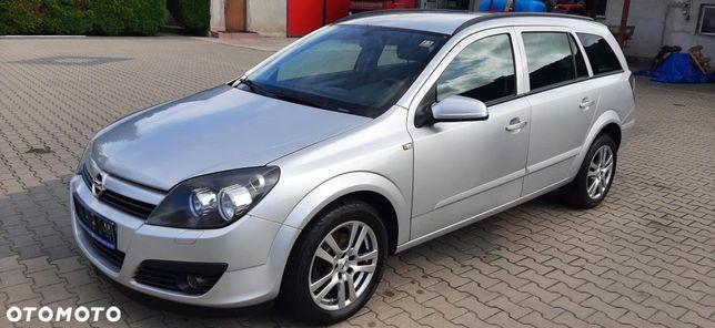 Opel Astra sliczny klima super stan BENZYNA 5 drzwi 1.6
